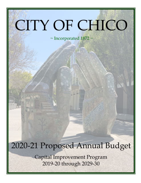 FY2020-21 Budget Cover Photo