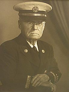 Fire Chief Charles E. Tovee  1921 - 1953