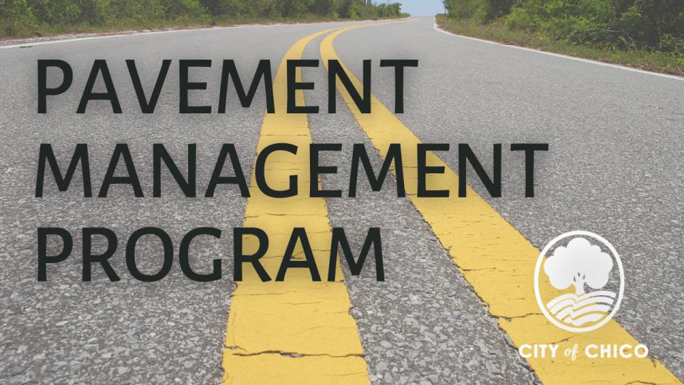 Pavement Management Program