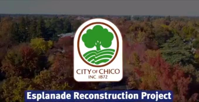 Esplanade Reconstruction Project