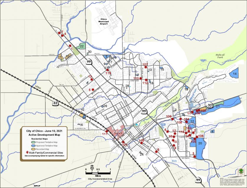 Geographic Information Systems City Of Chico
