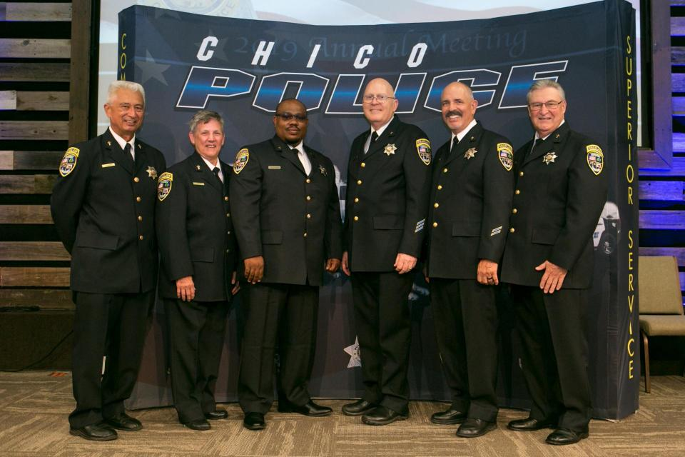Chico Police Chaplains