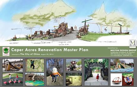 Caper Acres Renovation Master Plan